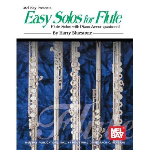 MEL BAY BLUESTONE HARRY - EASY SOLOS FOR FLUTE - FLUTE
