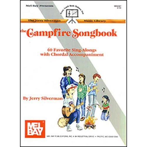 MEL BAY SILVERMAN JERRY - CAMPFIRE SONGBOOK - VOCAL