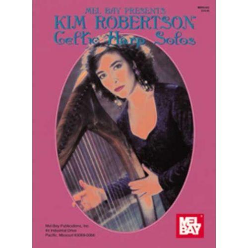 MEL BAY ROBERTSON KIM - CELTIC HARP SOLOS - HARP