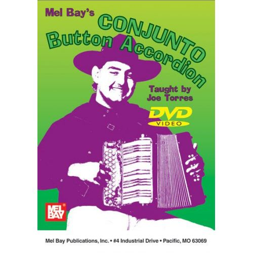 MEL BAY TORRES JOE - CONJUNTO BUTTON ACCORDION - ACCORDION