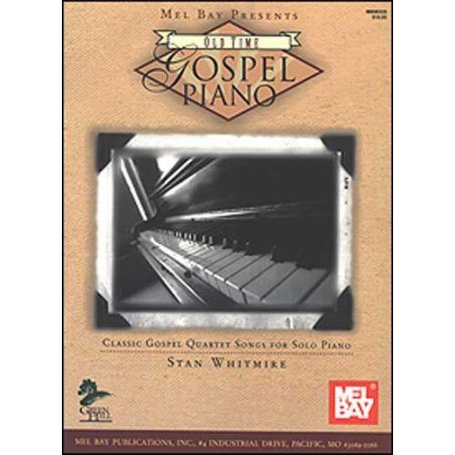 MEL BAY ELLIS CUMMINGS LINDA M. - OLD TIME GOSPEL PIANO - PIANO