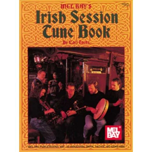 MEL BAY FUCHS CARI - IRISH SESSION TUNE BOOK - ACOUSTIC INSTRUMENTS