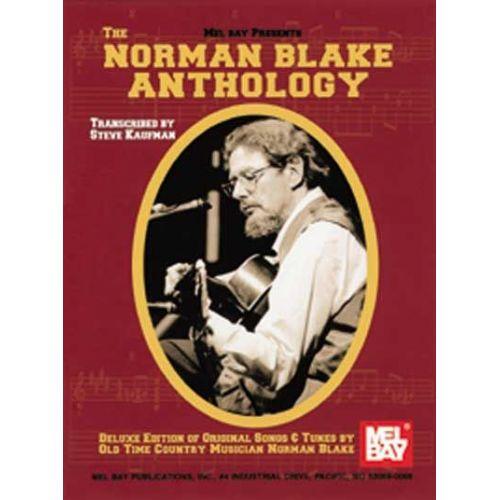 MEL BAY BLAKE NORMAN - THE NORMAN BLAKE ANTHOLOGY - GUITAR