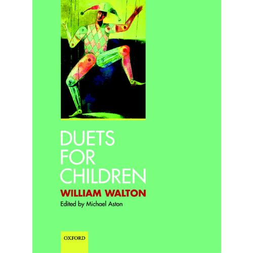 OXFORD UNIVERSITY PRESS WALTON WILLIAM - DUETS FOR CHILDREN - PIANO
