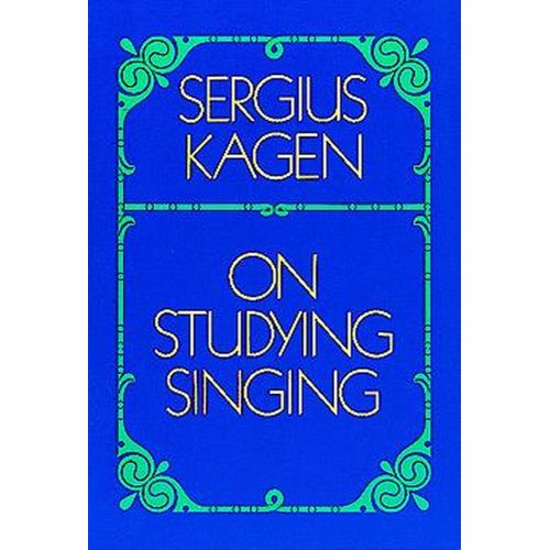 DOVER KAGEN - ON STUDYING SINGING