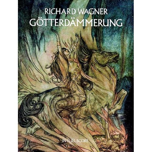 DOVER WAGNER R. - GOTTERDAMMERUNG - FULL SCORE