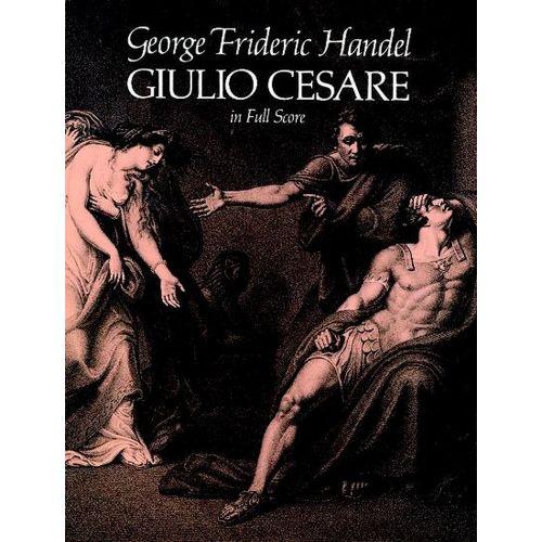 DOVER HAENDEL G.F. - GIULIO CESARE - FULL SCORE