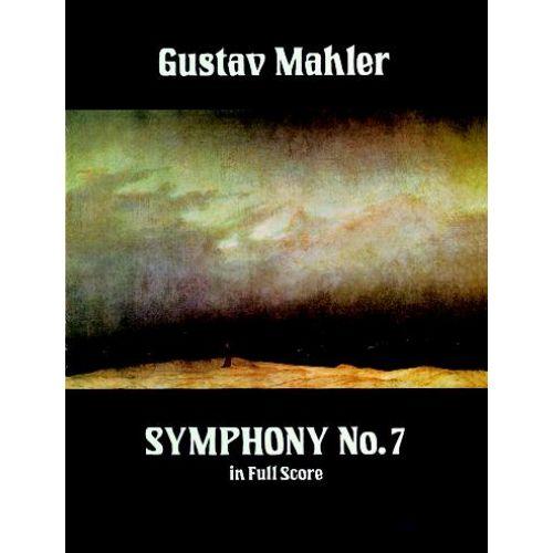 DOVER MAHLER G. - SYMPHONIE N°7 - FULL SCORE
