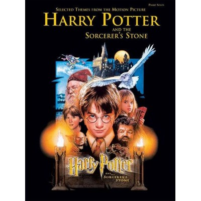 WARNER BROS HARRY POTTER AND THE SORCERE'S STONE - PIANO