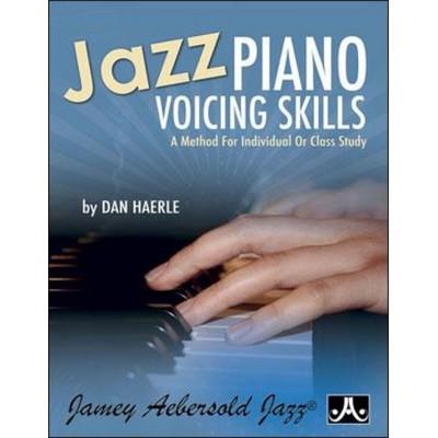 AEBERSOLD HAERLE DAN - JAZZ PIANO VOICING SKILLS