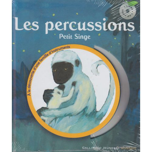 GALLIMARD SAUERWEIN L. - LES PERCUSSIONS + CD