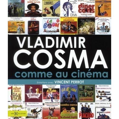 ROBERT MARTIN VLADIMIR COSMA COMME AU CINEMA LIVRE