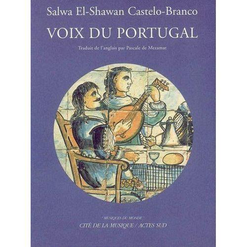 ACTES SUD EL-SHAWAN CASTELLO-BRANCO SALWA - VOIX DU PORTUGAL + CD