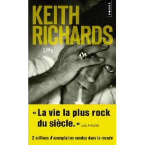 POINTS KEITH RICHARDS - LIFE