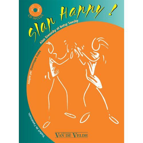 VAN DE VELDE DWORSKY A./SANSBY B. - SLAP HAPPY ! + CD