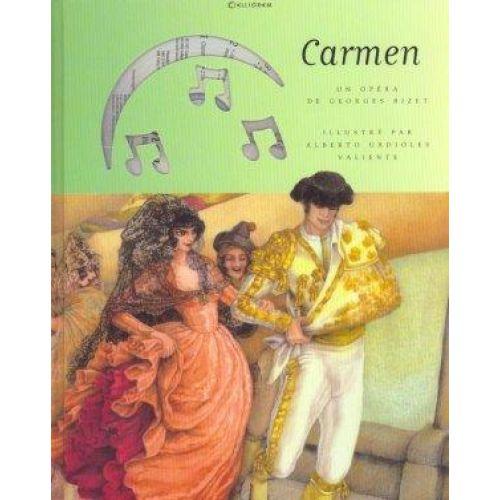 CALLIGRAM BIZET G. - CARMEN + CD