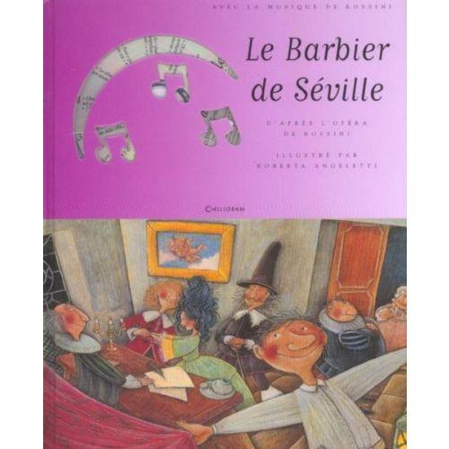 CALLIGRAM ROSSINI G. - BARBIER DE SEVILLE + CD