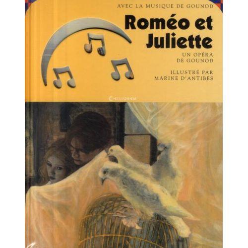 CALLIGRAM GOUNOD C. - ROMEO ET JULIETTE + CD