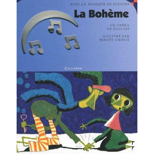 CALLIGRAM PUCCINI G. - LA BOHEME + CD