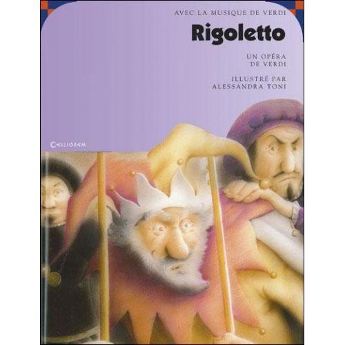 CALLIGRAM VERDI G. - RIGOLETTO + CD