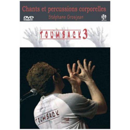 TOUMBACK GROSJEAN S. - TOUMBACK 3 + DVD