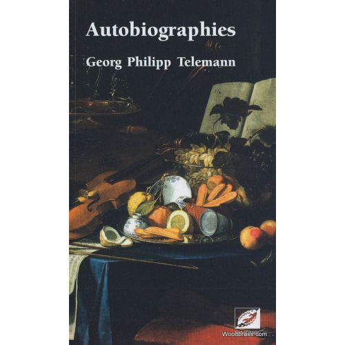 SYMETRIE AUTOBIOGRAPHIES - GEORG PHILIPP TELEMANN