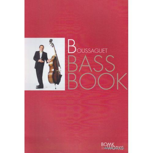 2MC EDITIONS BOUSSAGUET P. - BOUSSAGUET BASS BOOK - CONTREBASSE