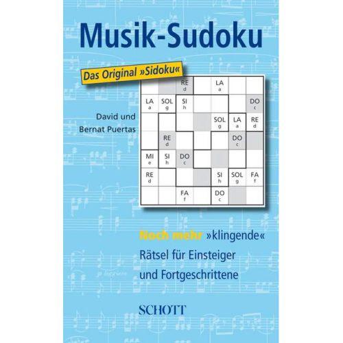 SCHOTT MUSIK-SUDOKU BAND 3