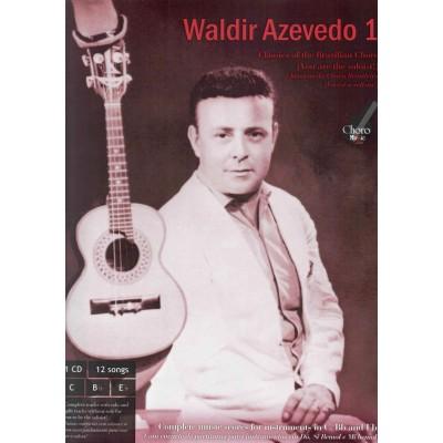 CHORO MUSIC WALDIR AZEVEDO 1 - TOUS INSTRUMENTS + CD