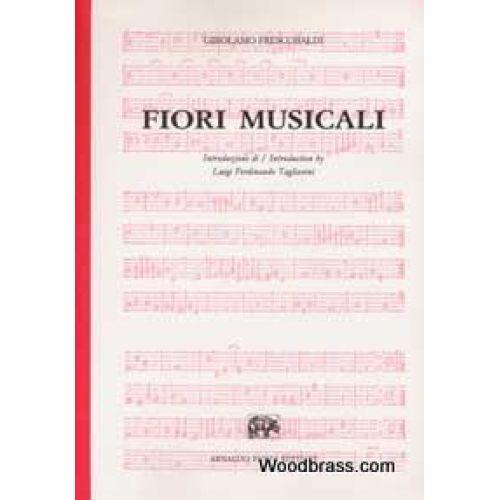 ARNALDO FORNI EDITORE FRESCOBALDI G. - FIORI MUSICALI