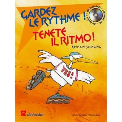 BIM DE BOER PETER - GARDEZ LE RYTHME - TROMPETTE