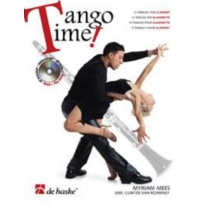 DEHASKE TANGO TIME - CLARINETTE