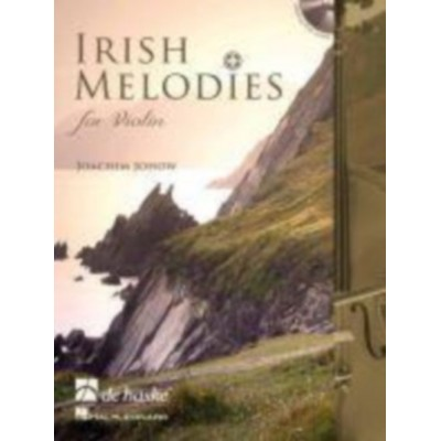DEHASKE IRISH MELODIES FOR VIOLIN + CD