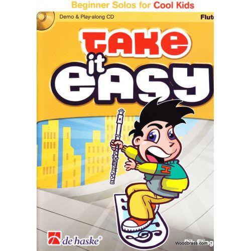 DEHASKE ELINGS R. - TAKE IT EASY - FLUTE ET PIANO