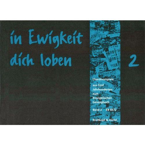 EDITION BREITKOPF IN EWIGKEIT DICH LOBEN, BAND 2 - ORGAN