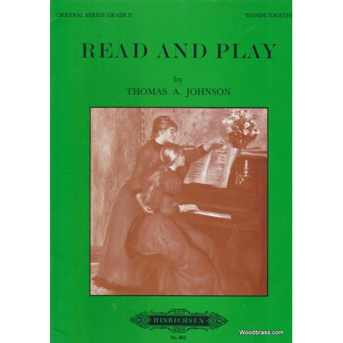 HINRICHSEN JOHNSON THOMAS A. - READ AND PLAY GRADE II - HANDS TOGETHER