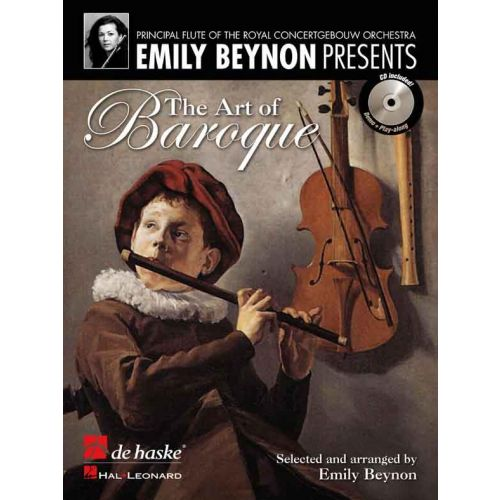 DEHASKE BEYNON EMILY - THE ART OF BAROQUE + CD