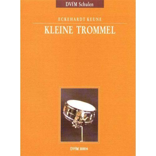 EDITION BREITKOPF KEUNE ECKEHARDT - SCHLAGINSTRUMENTSUMENTE, TEIL 1 - DRUM