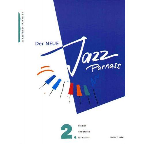 EDITION BREITKOPF SCHMITZ MANFRED - DER NEUE JAZZ-PARNASS, BAND 2 - PIANO