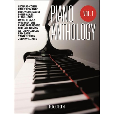 RICORDI PIANO ANTHOLOGY VOL.1