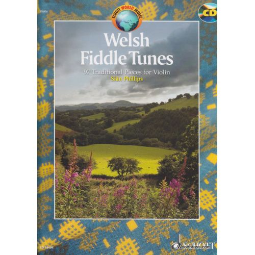 SCHOTT WELSH FIDDLE TUNES - VIOLON