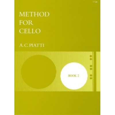 STAINER AND BELL PIATTI A. - METHOD FOR CELLO BOOK 2