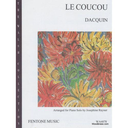 FENTONE MUSIC DACQUIN - LE COUCOU - PIANO