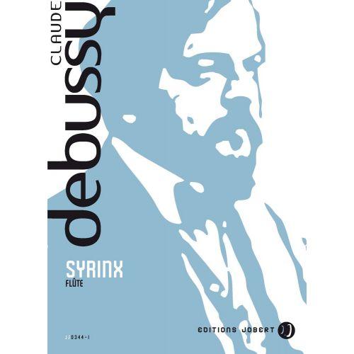 JOBERT DEBUSSY C. - SYRINX - FLUTE