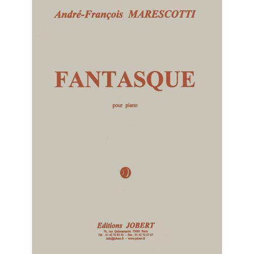 JOBERT MARESCOTTI A.F. - FANTASQUE - PIANO