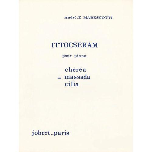 JOBERT MARESCOTTI A.F. - ITTOCSERAM - MASSADA - PIANO