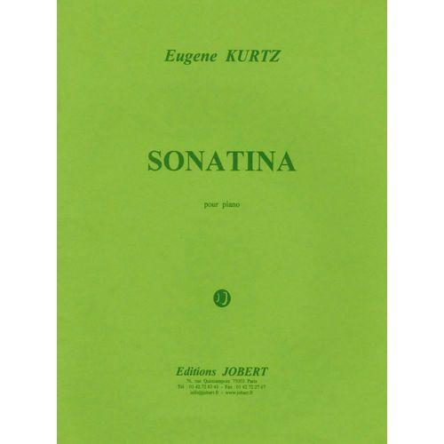 JOBERT KURTZ EUGENE - SONATINA - PIANO