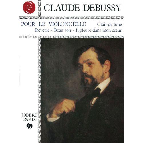 JOBERT DEBUSSY C. - POUR LE VIOLONCELLE - VIOLONCELLE, PIANO