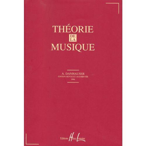 LEMOINE DANHAUSER ADOLPHE - THÉORIE DE LA MUSIQUE