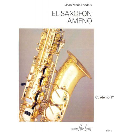 LEMOINE LONDEIX J.M. - SAXOFON AMENO (1) - SAXOPHONE